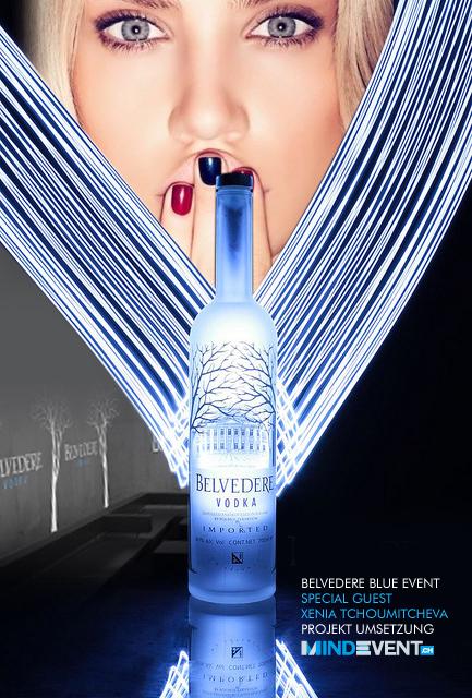 BELVEDERE BLUE